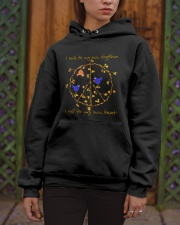 Rock To My Own Rhythm Hooded Sweatshirt apparel-hooded-sweatshirt-lifestyle-front-03