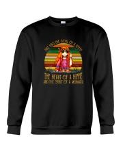 She Has The Soul Of A Gypsy Crewneck Sweatshirt thumbnail