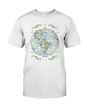 I See Trees Of Green Classic T-Shirt thumbnail