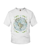 I See Trees Of Green Youth T-Shirt tile