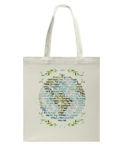 I See Trees Of Green Tote Bag tile