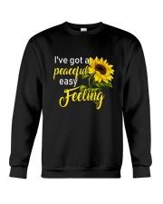 Peaceful Easy Feeling Crewneck Sweatshirt thumbnail
