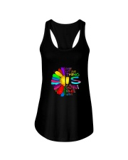 Every Little Thing Is Gonna Be Alright 1 Ladies Flowy Tank thumbnail
