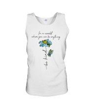You Can Be Anything Unisex Tank thumbnail