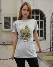 There Is No Planet B Classic T-Shirt apparel-classic-tshirt-lifestyle-19