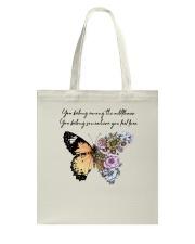 You Belong Among The Wildflowers Tote Bag thumbnail