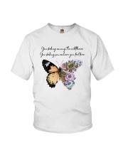 You Belong Among The Wildflowers Youth T-Shirt thumbnail