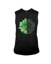 There Will Be An Answer Sleeveless Tee thumbnail