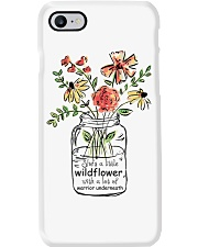 She Is A Little Wildflowers Phone Case thumbnail