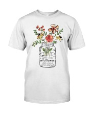 She Is A Little Wildflowers Classic T-Shirt thumbnail