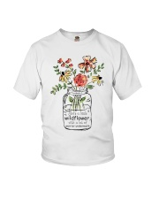 She Is A Little Wildflowers Youth T-Shirt thumbnail