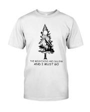 I Must Go Classic T-Shirt thumbnail