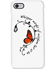 Whisper Words Of Wisdom Phone Case thumbnail