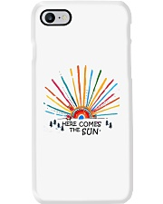 Here Come The Sun Phone Case thumbnail