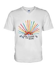 Here Come The Sun V-Neck T-Shirt thumbnail