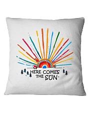 Here Come The Sun Square Pillowcase thumbnail