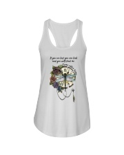 Time After Time Ladies Flowy Tank thumbnail