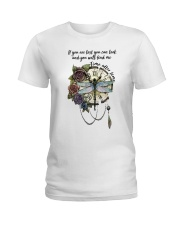 Time After Time Ladies T-Shirt thumbnail