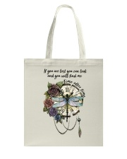 Time After Time Tote Bag thumbnail