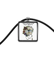 Time After Time Cord Rectangle Necklace thumbnail