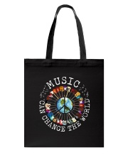 Music Can Change The World Tote Bag thumbnail