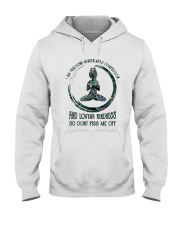 Loving Kindness Hooded Sweatshirt front
