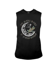 Oh Baby Baby Its A Wild World Sleeveless Tee thumbnail
