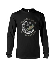 Oh Baby Baby Its A Wild World Long Sleeve Tee thumbnail