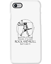 Only Rock And Roll Phone Case thumbnail