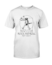 Only Rock And Roll Classic T-Shirt thumbnail