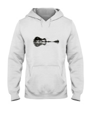 Blackbird Singing Hooded Sweatshirt front
