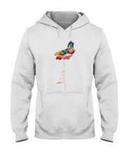 Let It Be 3 Hooded Sweatshirt front