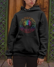 Myself What A Wonderful World Hooded Sweatshirt apparel-hooded-sweatshirt-lifestyle-front-03