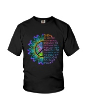 She Is Water Powerful Youth T-Shirt thumbnail