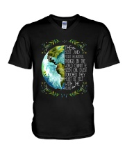 The Best And Most Beautiful V-Neck T-Shirt thumbnail