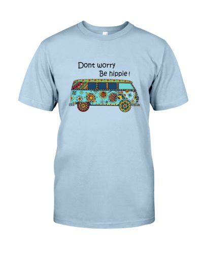 Dont Worry Be Hippie
