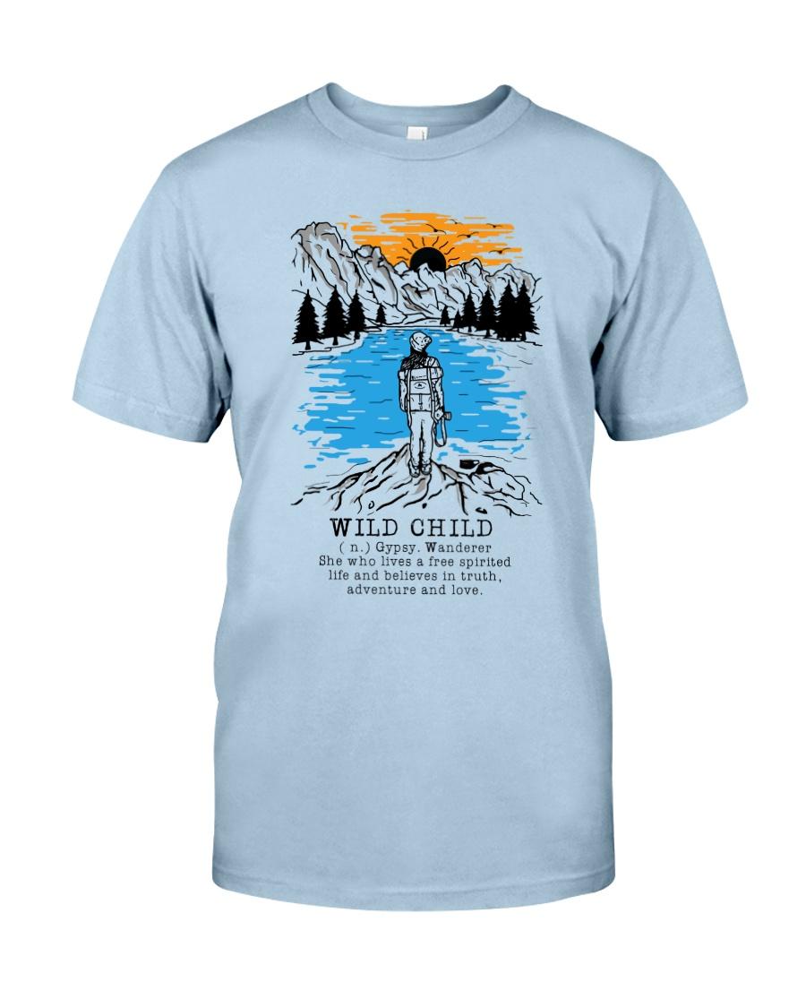 Wild Child Classic T-Shirt