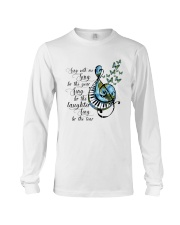 Sing With Me Sing For The Year Long Sleeve Tee thumbnail