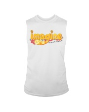 The World Will Live As One Sleeveless Tee thumbnail