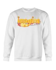 The World Will Live As One Crewneck Sweatshirt thumbnail