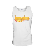 The World Will Live As One Unisex Tank thumbnail