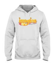 The World Will Live As One Hooded Sweatshirt thumbnail