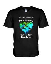 You May Say I Am A Dreamer 2 V-Neck T-Shirt thumbnail