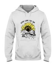 Here Comes The Sun Hooded Sweatshirt tile