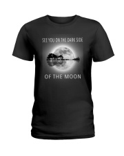 See You On The Dark Ladies T-Shirt tile