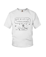 We All Live In Yellow Submarine Youth T-Shirt thumbnail