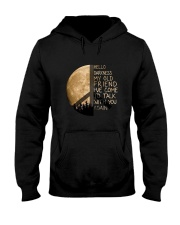 Hello Darkness My Old Friend 2 Hooded Sweatshirt tile