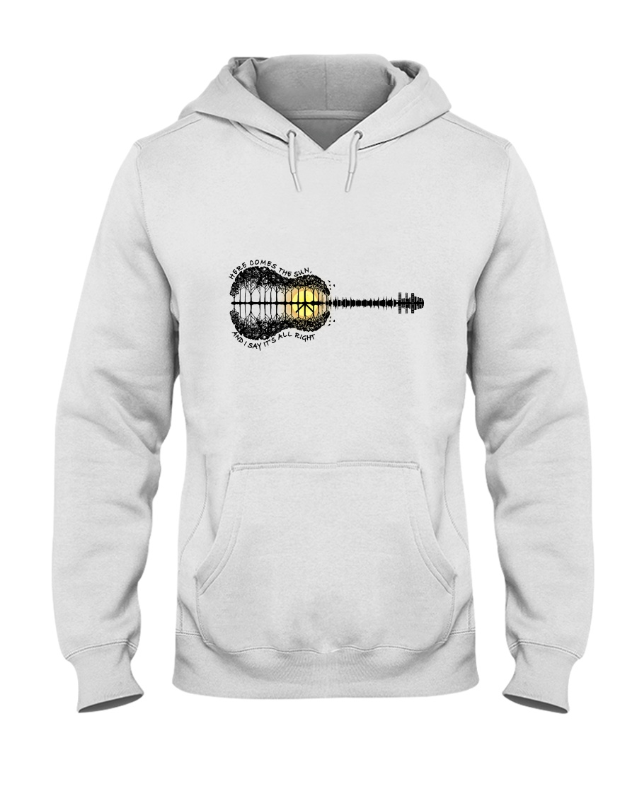 Here Comes The Sun Hooded Sweatshirt