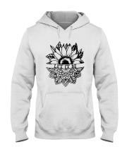 Let It Be Hooded Sweatshirt front