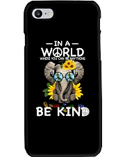 Be Kind Phone Case thumbnail